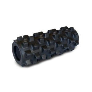 Rumble Roller Half Size Extra Firm Black