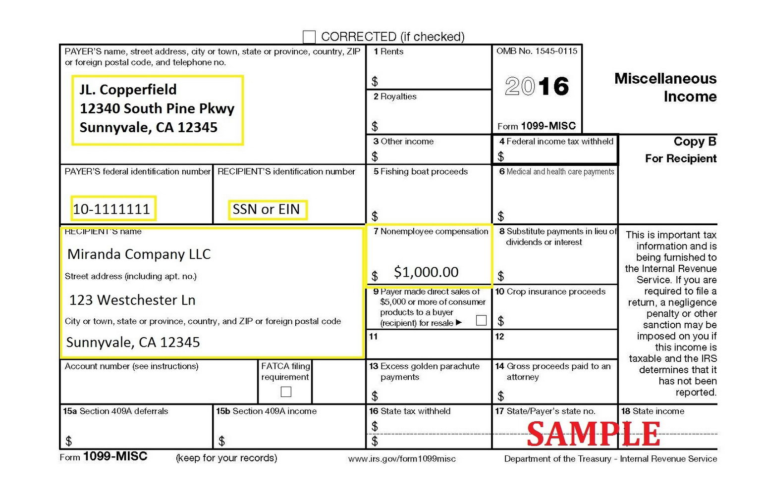 Fillable Form Download