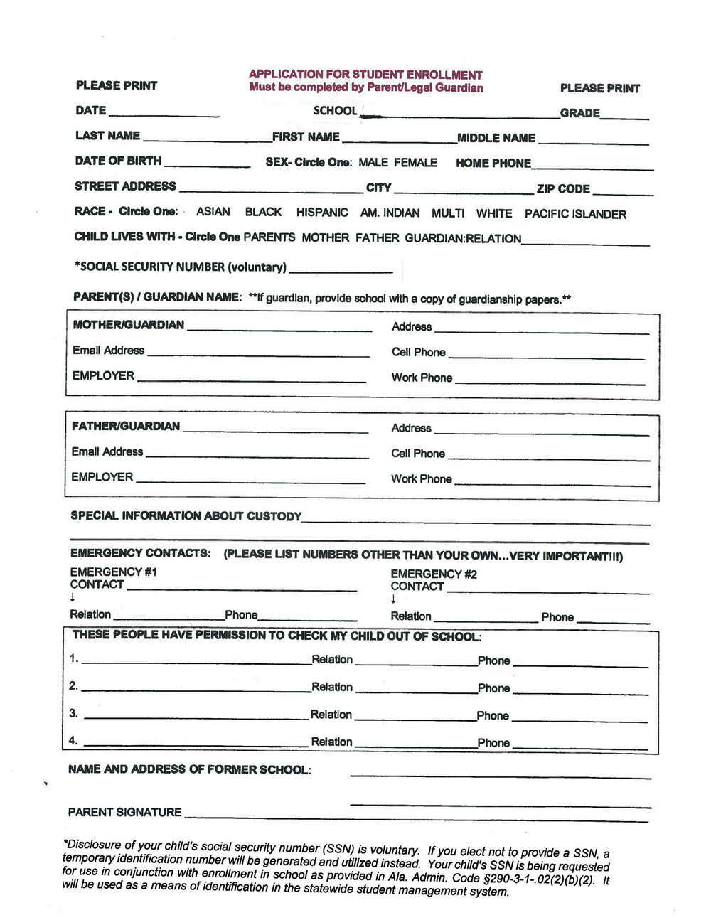 Small Estate Affidavit Form New York