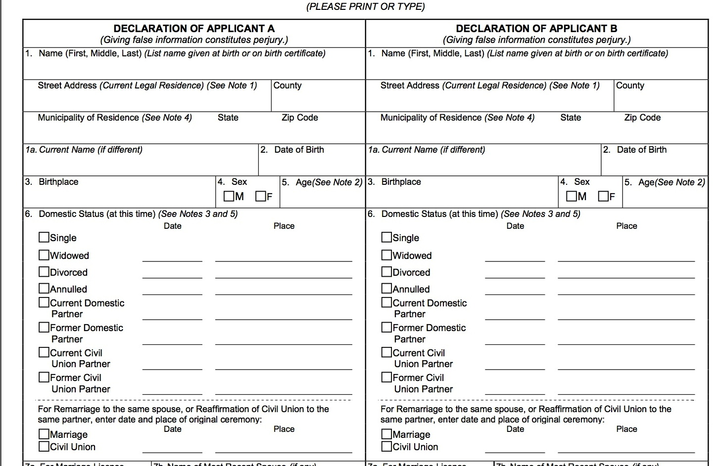 New Jersey Divorce Forms Pdf
