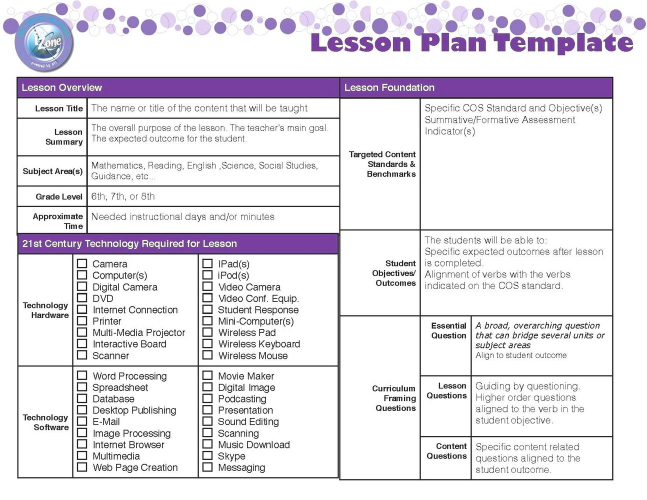 Business Case Study Template Ppt