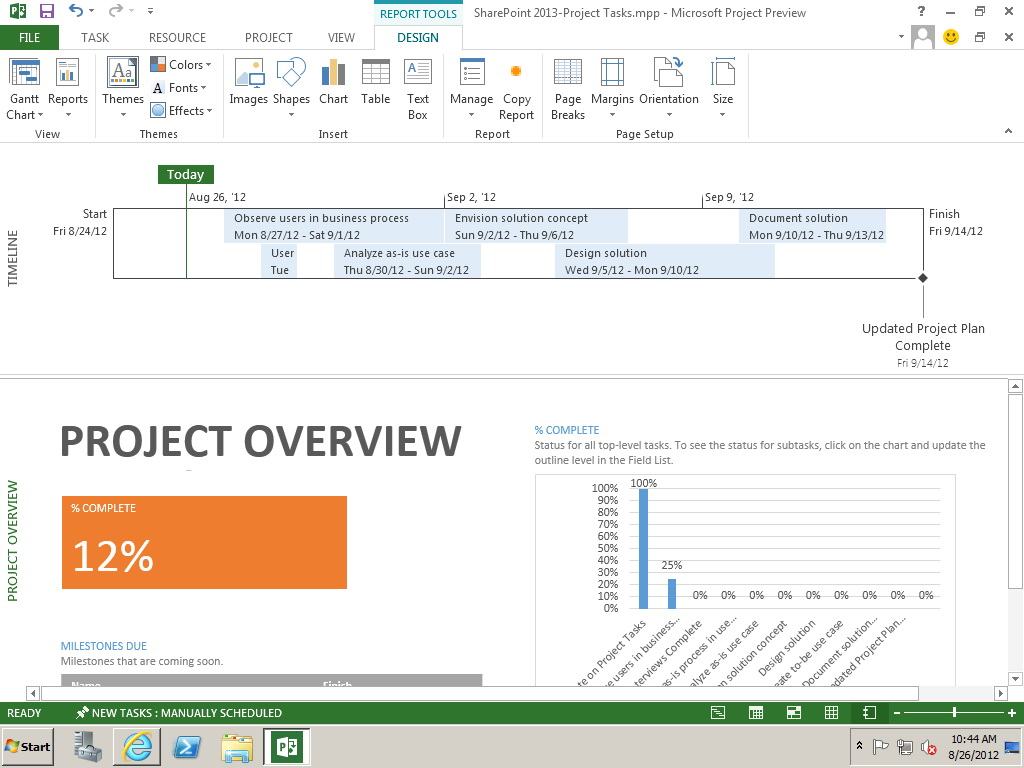 Sharepoint Project Management Template Free