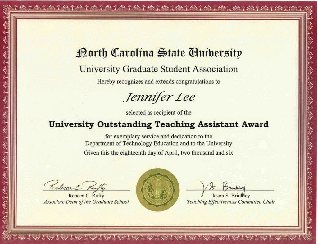 Award Certificates Free Templates