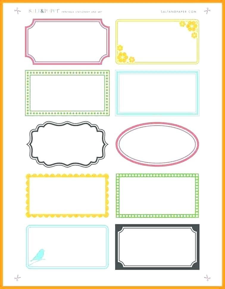 Blank Recipe Template Ks2