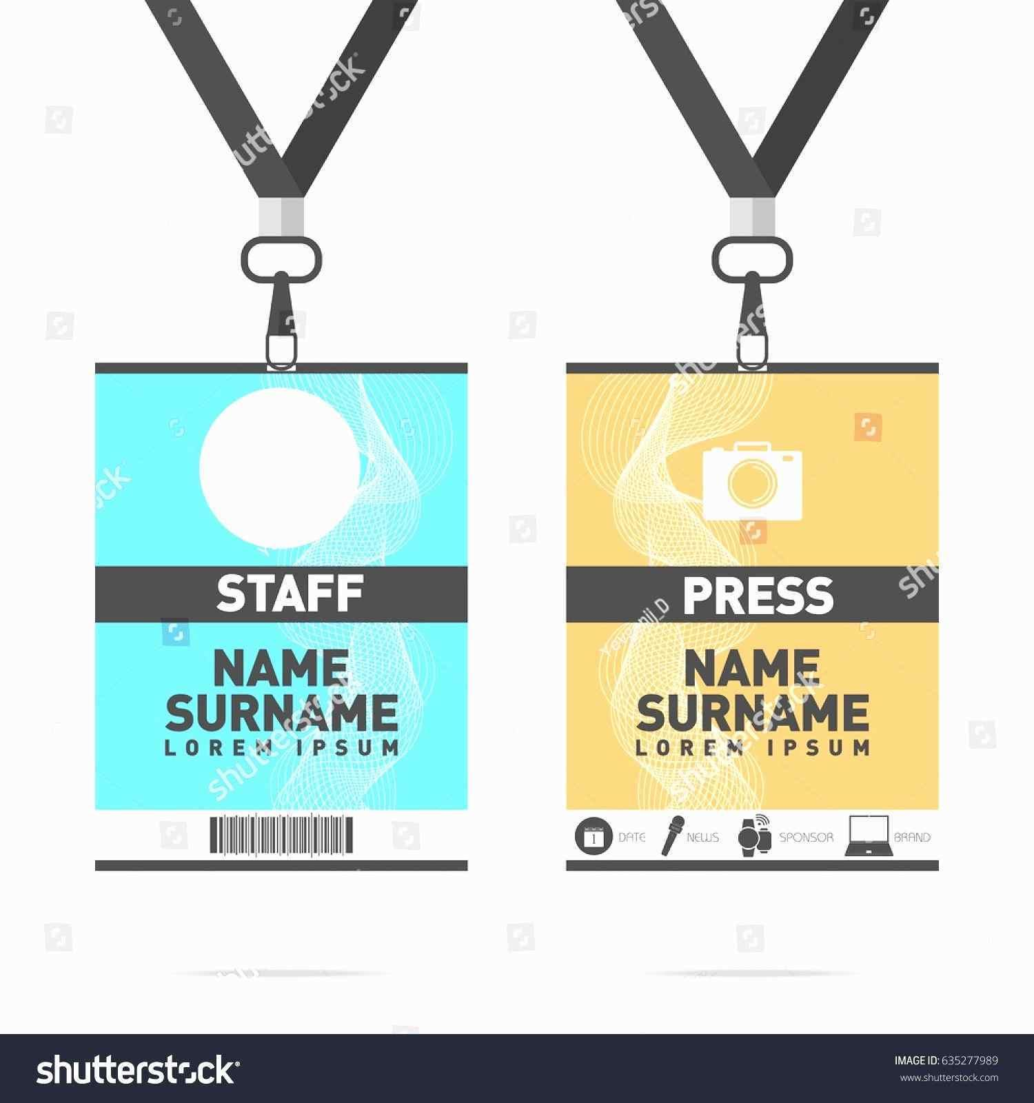 3x4 Name Badge Template Word