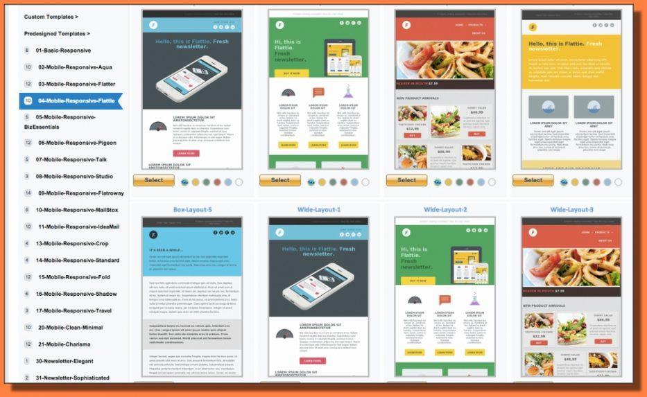 Adobe Dreamweaver Newsletter Template