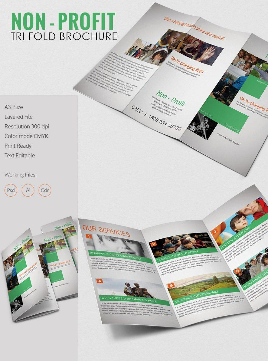 Advertising Brochures Templates
