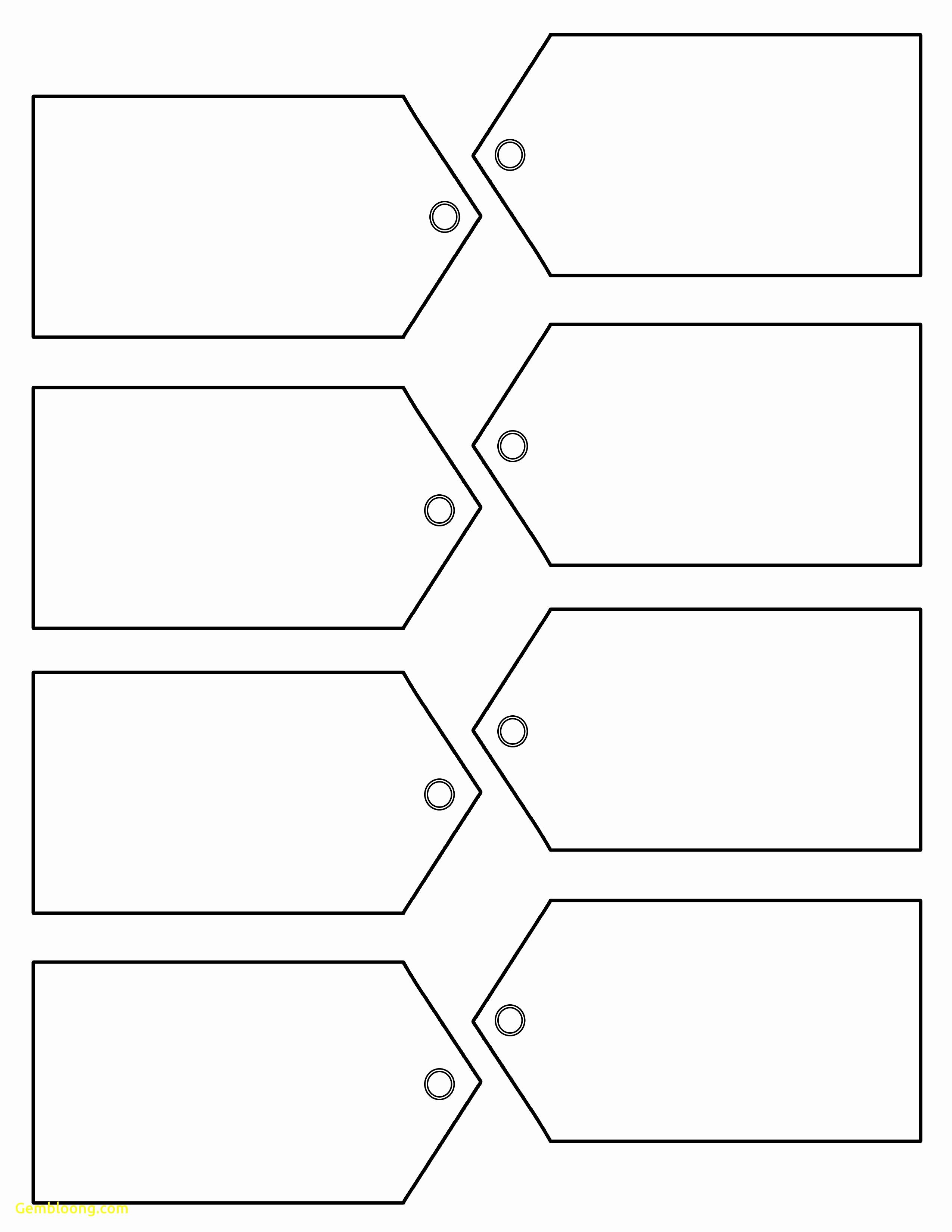 Avery Labels 5163 Blank Template