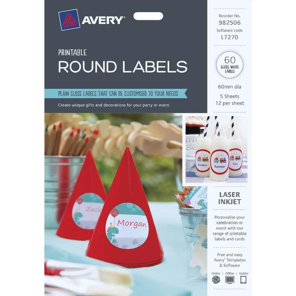 Avery Return Address Label Template 60 Per Sheet