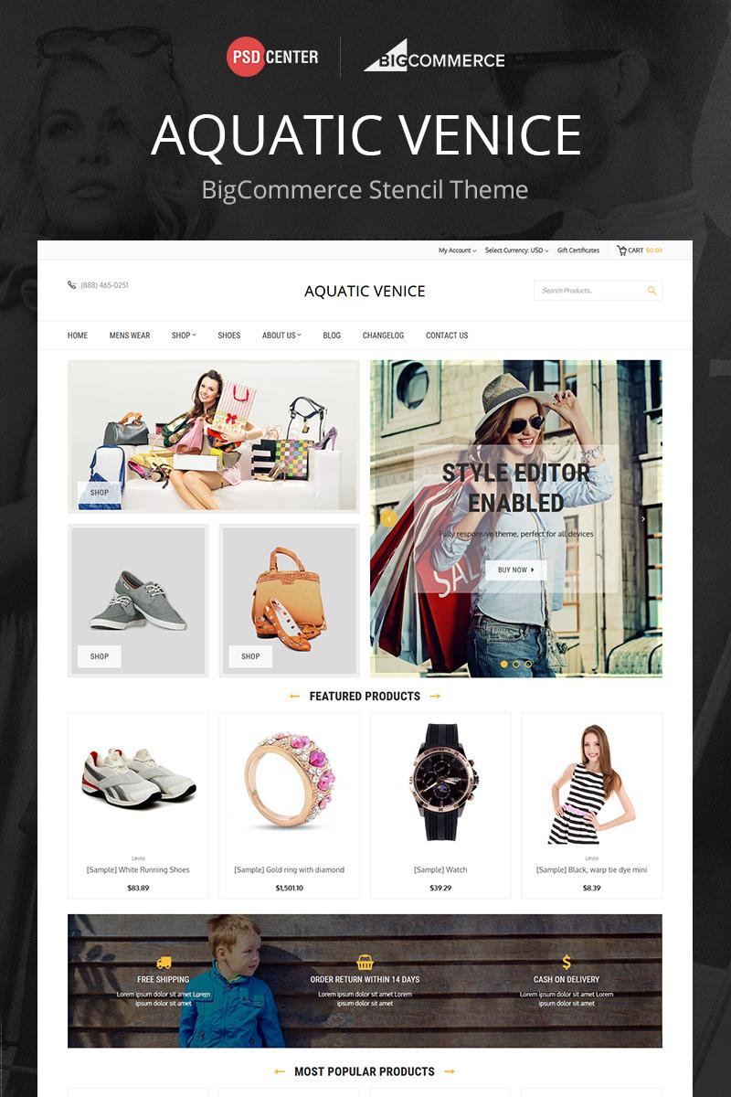 Bigcommerce Custom Template