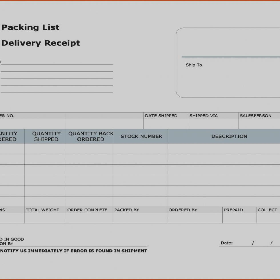 Custom Invoice Format Under Gst
