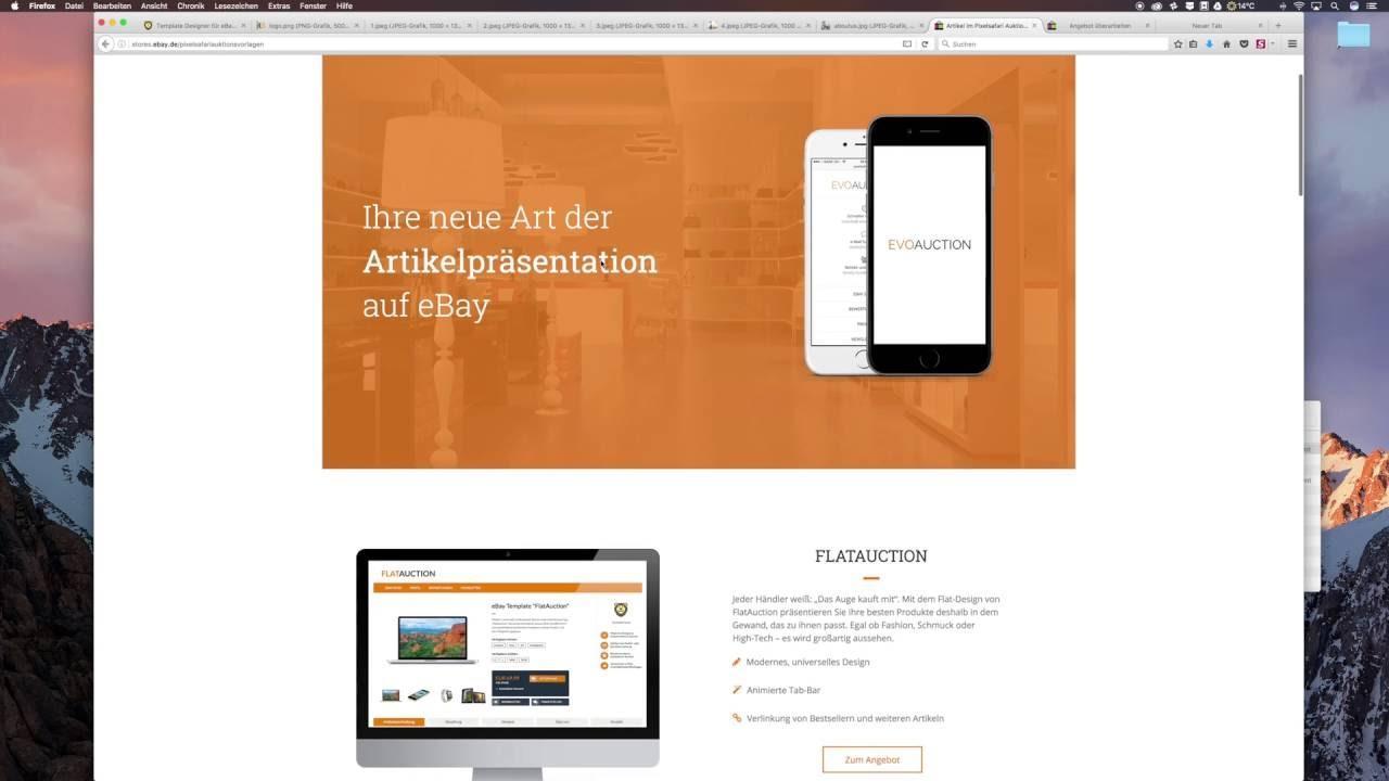 Ebay Template Creator Erfahrungen
