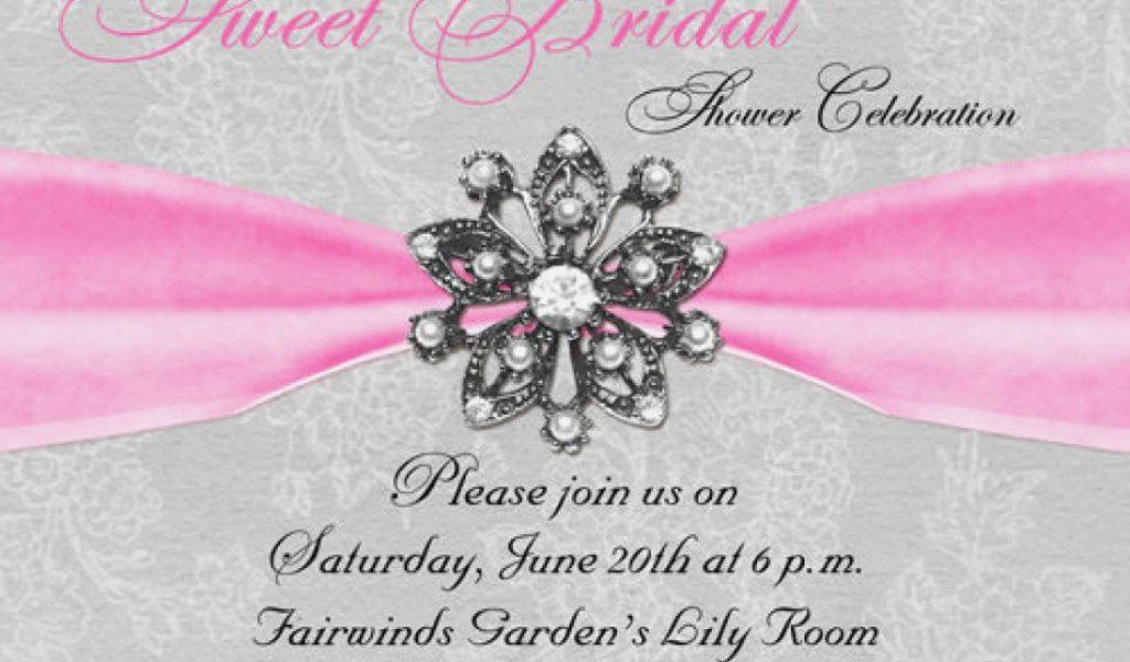 Elegant Wedding Invitation Templates Download
