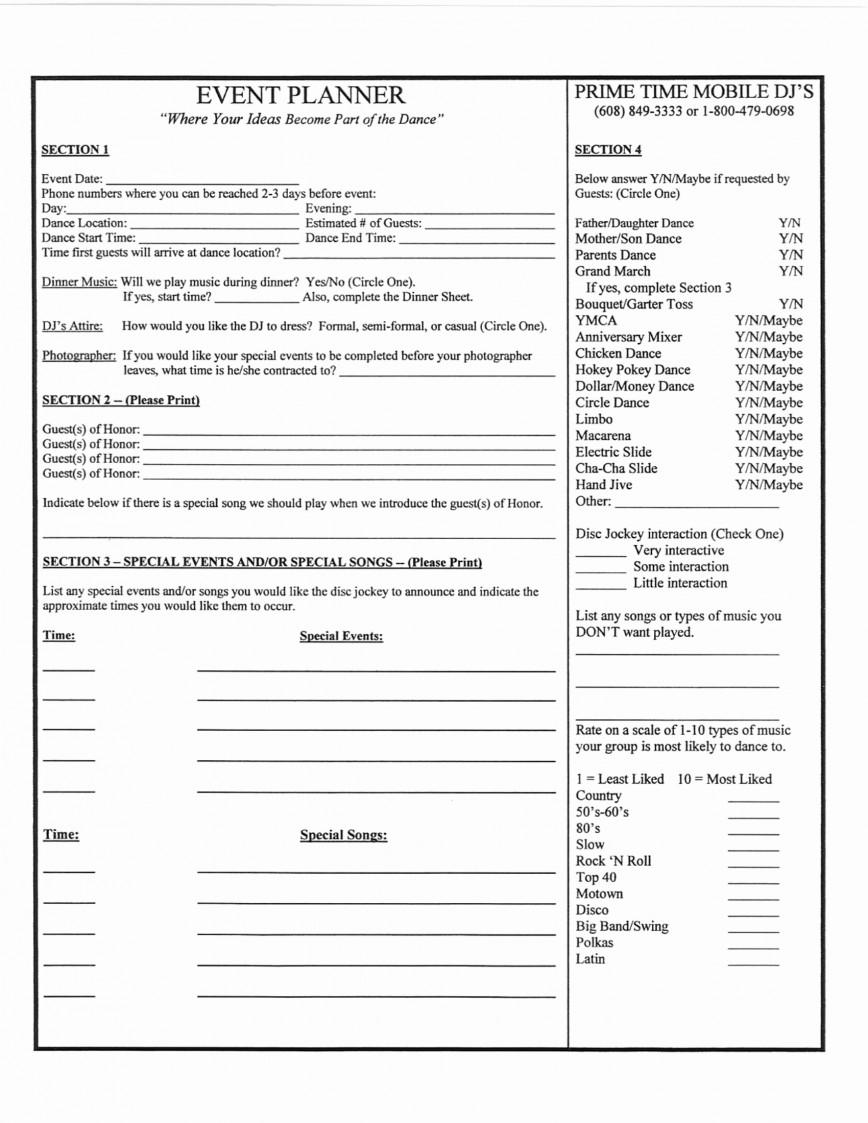 Equipment Rental Contract Forms