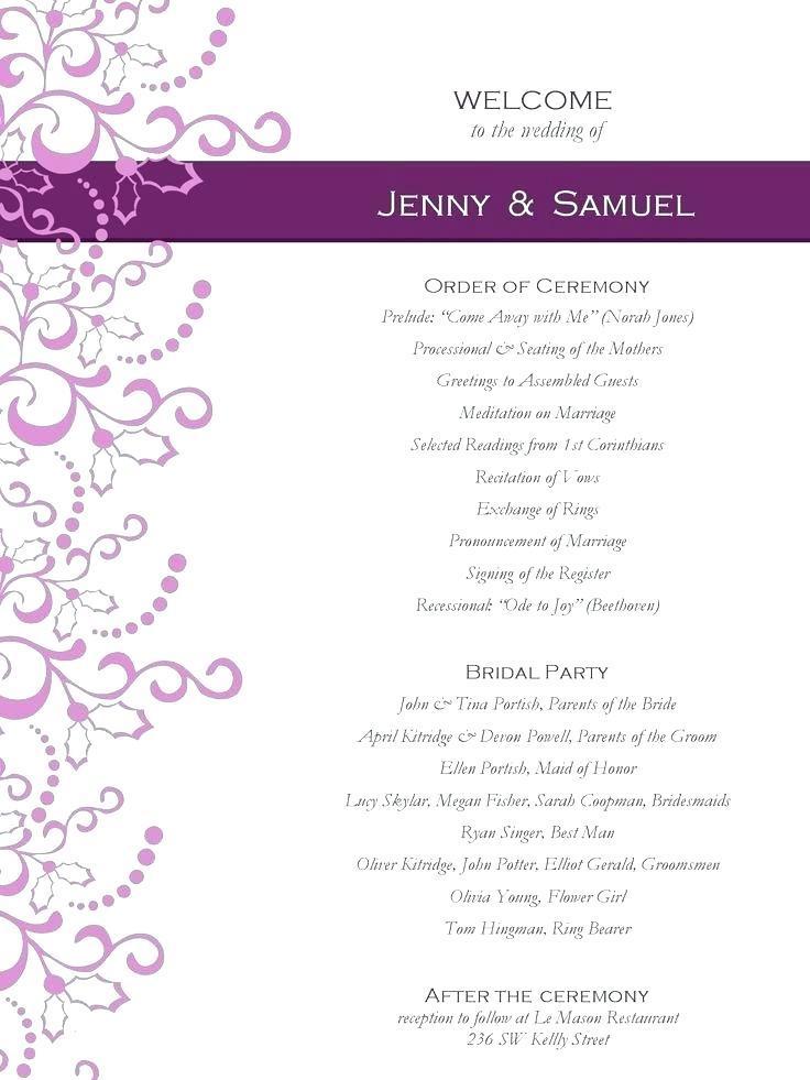 Fan Wedding Invitation Template