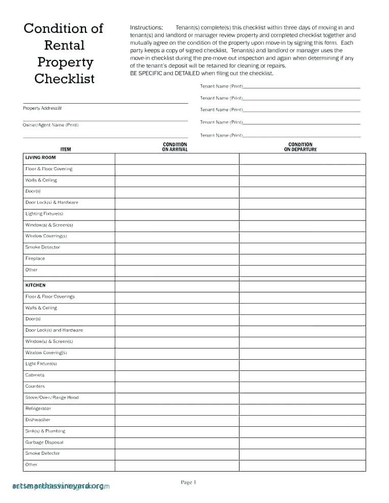 Free Home Inspection Report Template Word