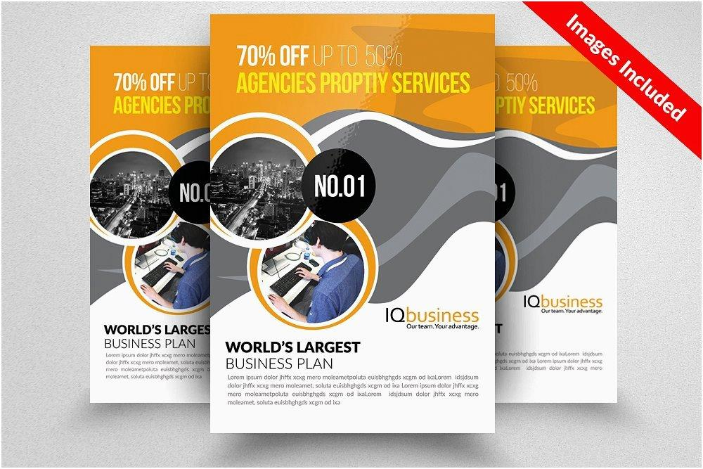 Free Templates For Advertising Flyers