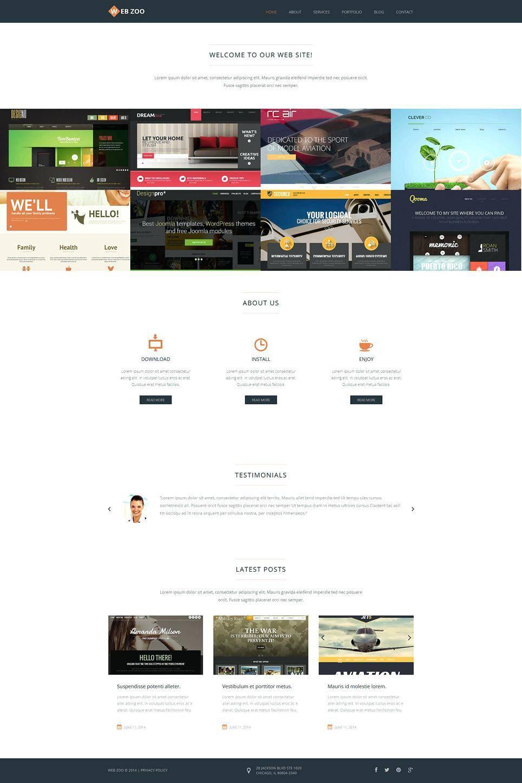 Joomla 3 Template Creator Free
