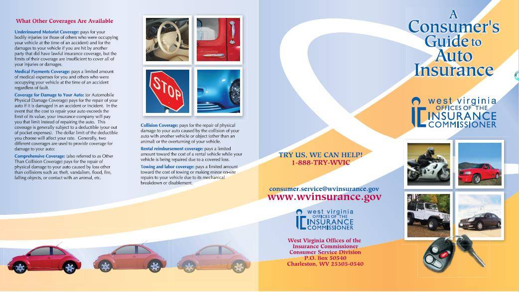 Life Insurance Brochure Template