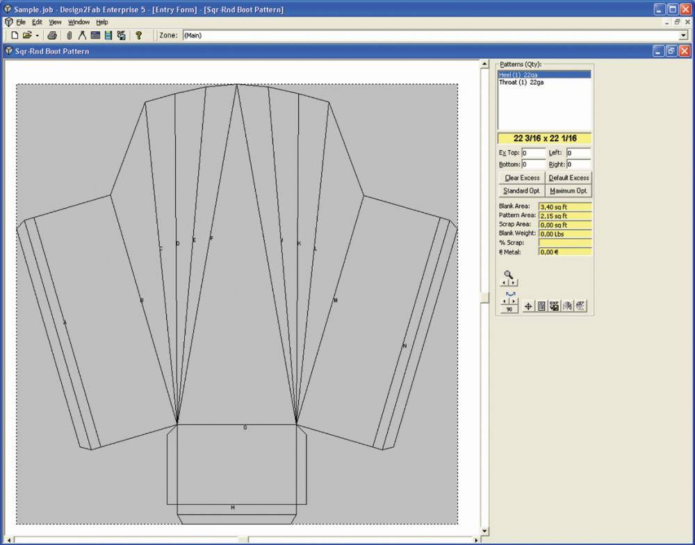 Magnetic Pipe Cutting Templates