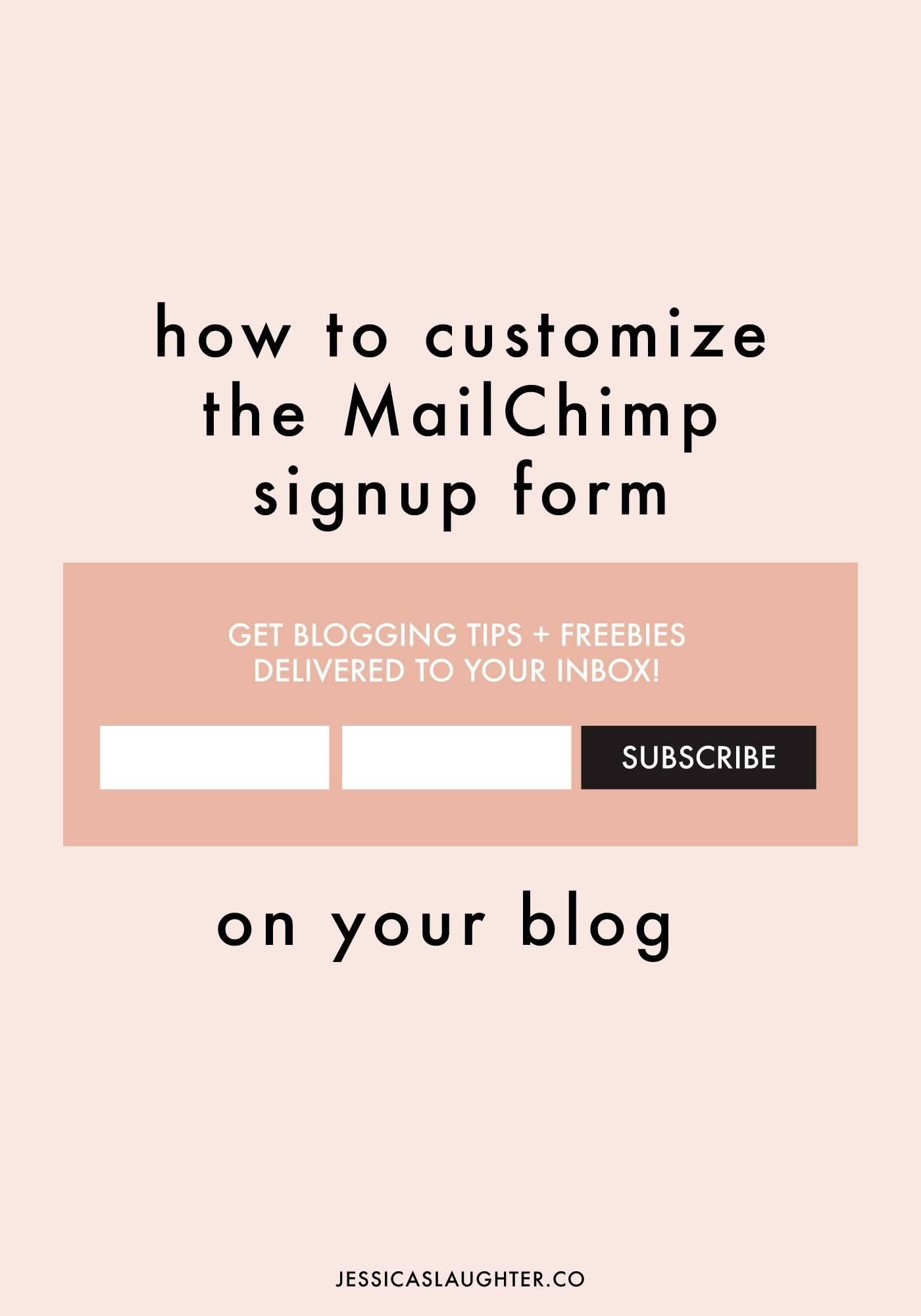 Mailchimp Template Custom Css