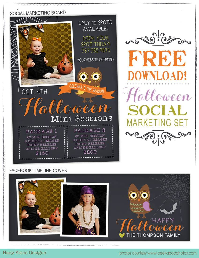 Marketing Templates For Photographers Free