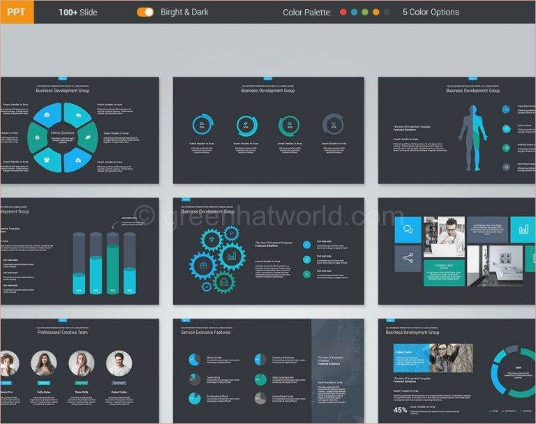 Professional Powerpoint Presentation Templates Free