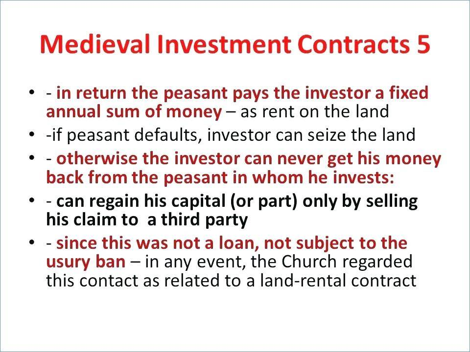 Silent Investor Contract Template