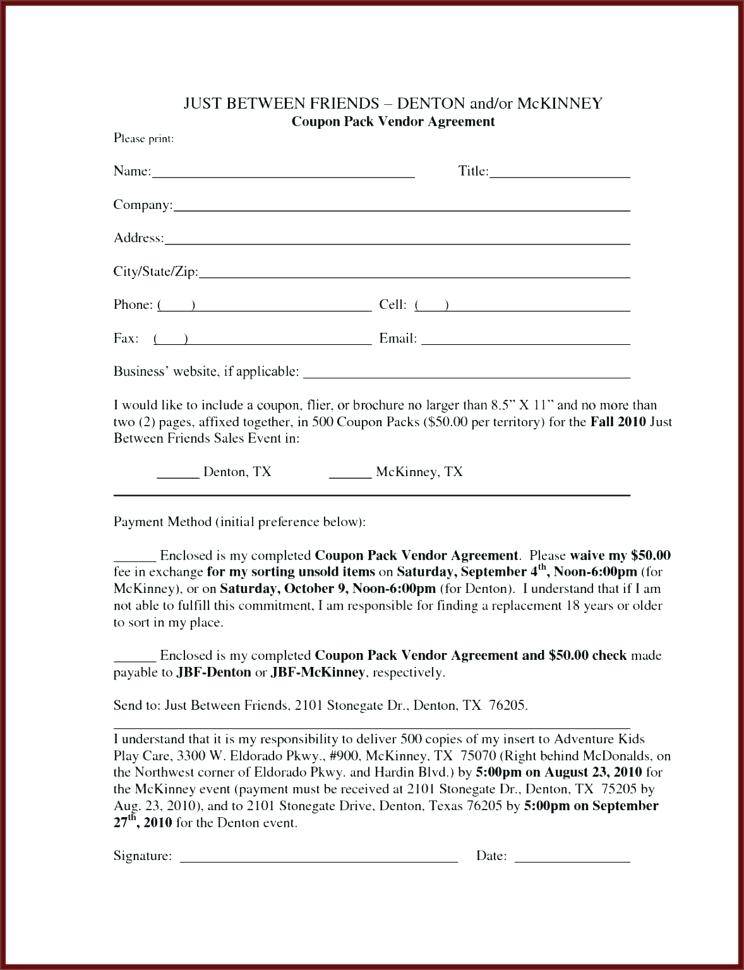 Simple Personal Loan Contract Example