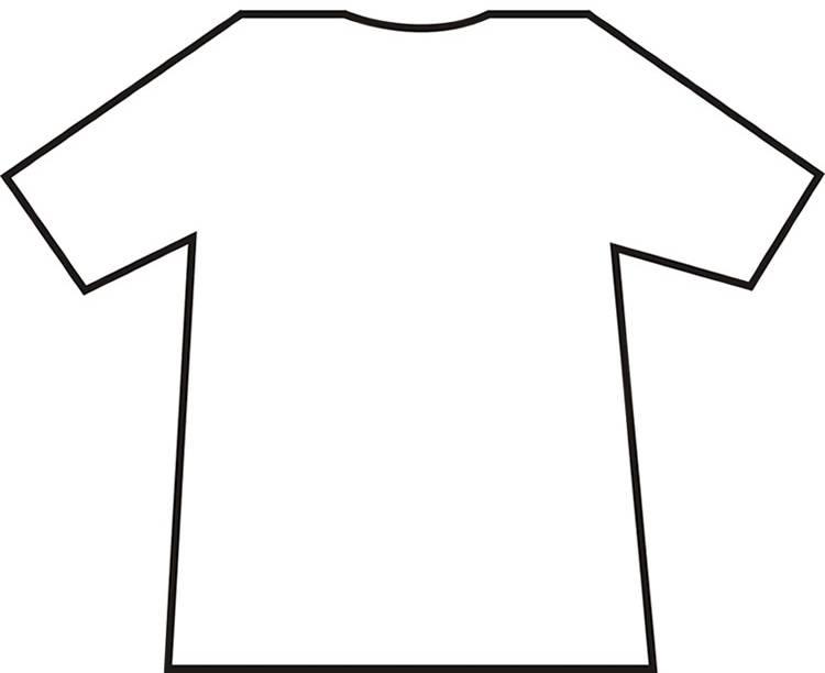 T Shirt Transfer Template