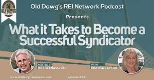What It Takes To Become A Successful Syndicator with Bill Manassero