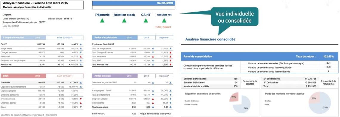 Exemple module comptes annuels de Synergee