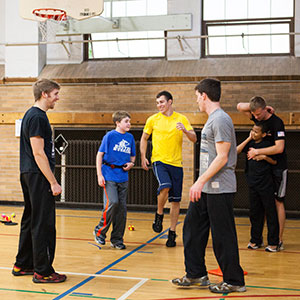 Physical activity program IMPACTs the lives of children with special needs