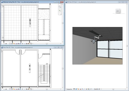 small resolution of back to basics with revit families why ceiling based families don t display