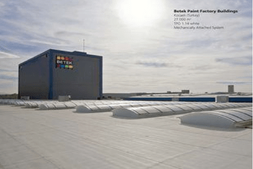 Membrane Roofing UAE