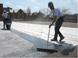 Spray on seamless membrane uae