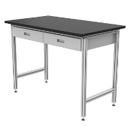 aluminum-table