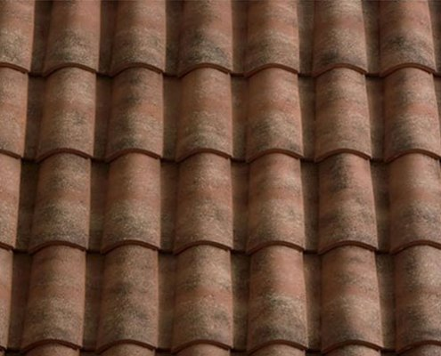 Roof Tile Color - Demeter