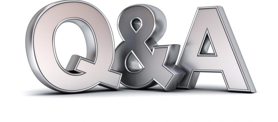 Questions,And,Answers,Concept,Metal,Q,And,A,Text,Isolated