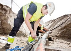 underground pipe rehabilitation company for sale