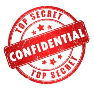 How do I keep the sale of my business confidential