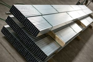 Buy a steel manufacturing and fabrication company.