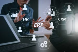 Who can sell my ERP software company