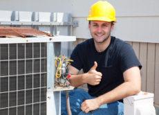 Buy a profitable HVAC company in New York.