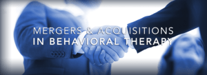 Mergers and Acquisitions Company for selling psychotherapy business