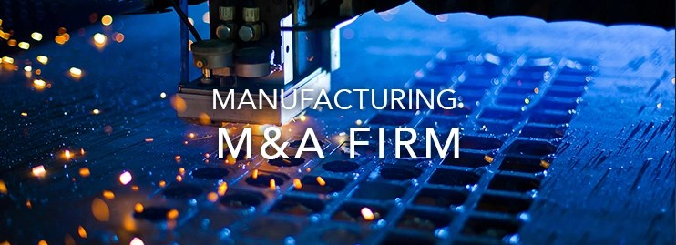 Manufacturing M&A company