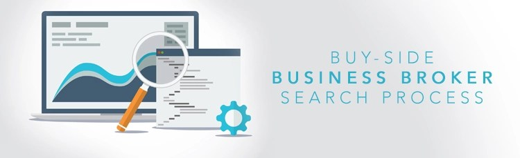Buy Side Business Broker Search Process