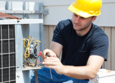 Buy an air conditioning repair company.