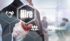 Purchase a staffing company.