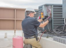 Purchase an electrical contracting company.